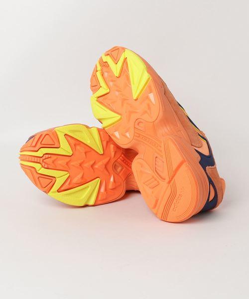 adidas アディダス YUNG-1 ヤングワン B37613 ORG/ORG/YLW