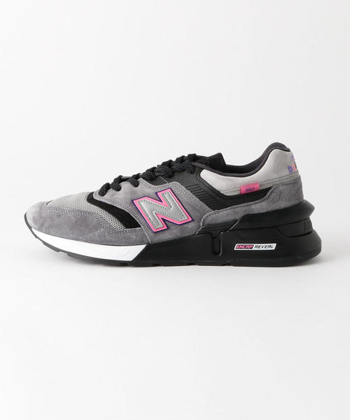 KITH x UNITED ARROWS & SONS x New Balance 997 HYBRID made in U.S.A.(MEN)■■■†