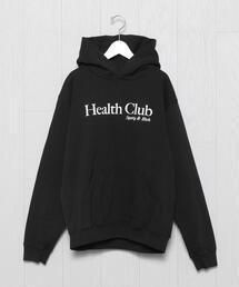 <Sporty&Rich>HEALTH CLUB HOODIE/パーカー.
