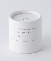 <uka> lip & nail balm pillow talk