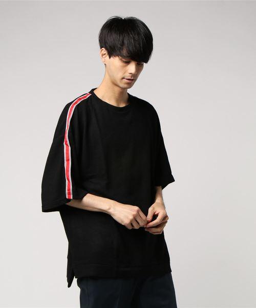 GGD SELECT / ワッフルラインT
