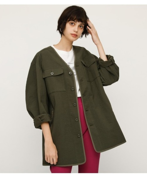 QUILTING MILITARY JK