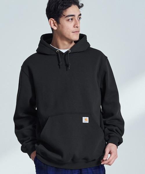 carhartt カーハート Workwear Hooded Sweatshirt ビッグシルエット プルオーバーパーカー