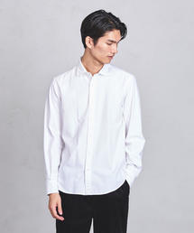 ○UASB フラノ ワイドシャツ