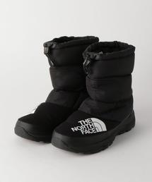 【WEB限定】[ザ・ノースフェイス]SC★★THE NORTH FACE NUPSTE ダウン ブーティ/ブーツ