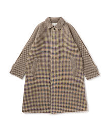 Coohem(コーヘン)SPRING CHECK TWD COAT