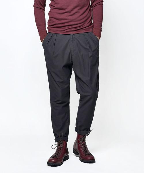 【SALE】 II TUCK PANTS(パンツ)|junhashimoto(ジュンハシモト)のファッション通販, マナツルマチ:4f9149c3 --- svarogday.com