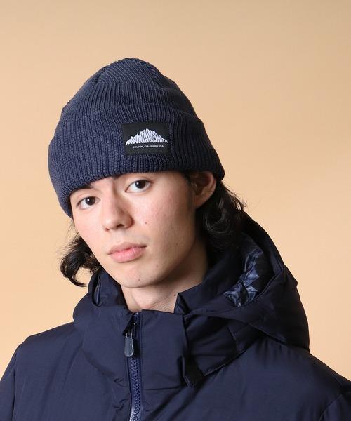 【MOUNTAIN SMITH/マウンテンスミス】19AW ニット帽子 ニットワッチ ニットキャップ