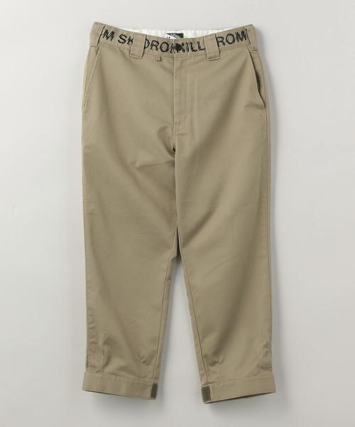 ▲HUF × UNITED ARROWS & SONS DOWNHILL-2 SCHMITT PANTS for Dickies