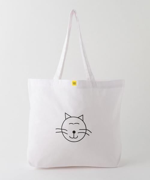 <Cat's ISSUE>トートバッグ/HIMA Ψ