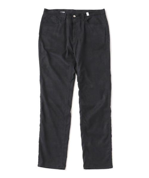 UNITED ARROWS & SONS(ユナイテッドアローズ&サンズ)FAKE SUEDE 5P PANTS