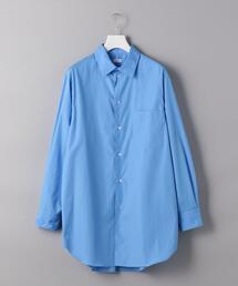 <LOEFF(ロエフ)> コットン ブロード レギュラーシャツ MEN'S
