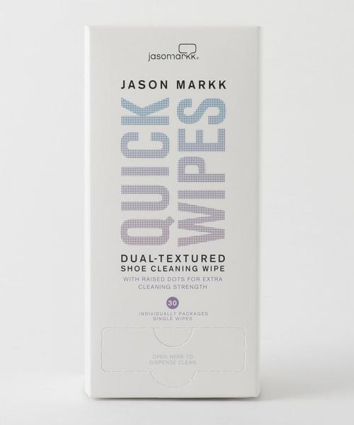 <JASON MARKK> QUICK WIPES 30P/シューケア