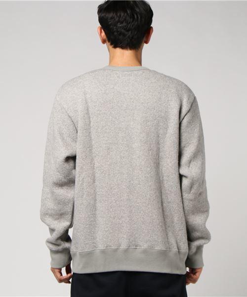 CREW ON /クルーオン ニットセーター