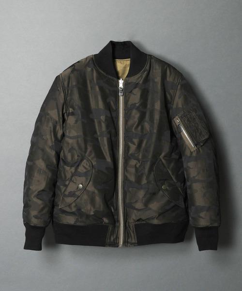 アメリカンラグシー AMERICAN RAG CIE / リバーシブルMA-1ジャケット Reversible MA-1 Jacket