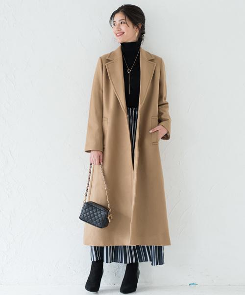 好きに メルトンマキシコート(チェスターコート)|Loungedress(ラウンジドレス)のファッション通販, 金米堂本店:76f508ca --- wm2018-infos.de