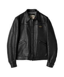 Lewis Leathers/COUNTRYMAN JACKETブラック