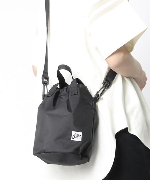 【 DRIFTER / ドリフター 】 # 巾着バッグ DRIFTER 1200 NSZ