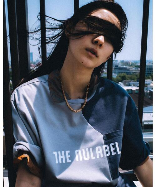 <NULABEL × monkey time> POC TEE SS/Tシャツ