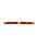 THEATRE PRODUCTS(シアタープロダクツ)の「アクリルスティック バレッタ(バレッタ/ヘアクリップ)」|ブラウン