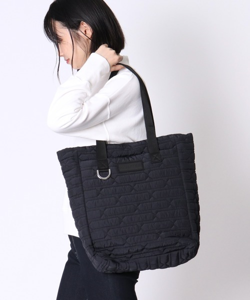 【HUNTER/ハンター】ORIGINAL QUILTED TOTE UBS7022KBM HUT