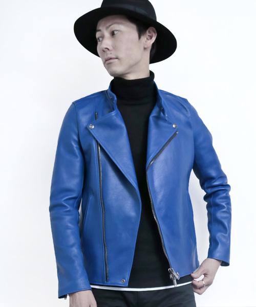 人気アイテム 【セール W】SEMI COLLAR W RIDERS(ライダースジャケット) COLLAR|junhashimoto(ジュンハシモト)のファッション通販, 厨房用品専門店!安吉:ebc49299 --- 5613dcaibao.eu.org