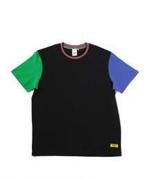 <PUMA × Chinatown Market> COLORBLOCK TEE/Tシャツ