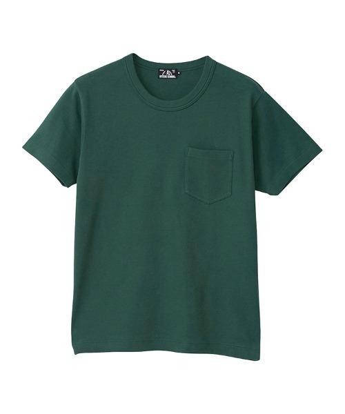 ROAD TRIP CLUB ポケット付きTシャツ