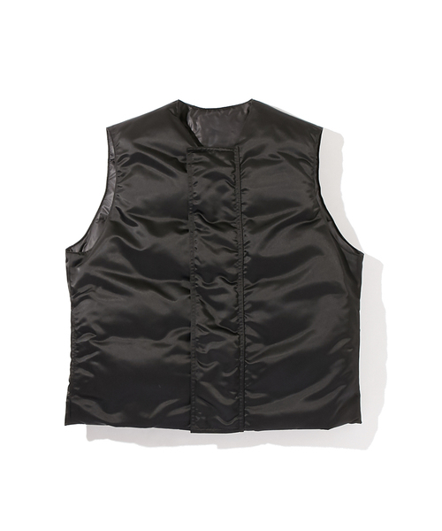 N.HOOLYWOOD AUTUMUN & WINTER 2018 COMPILE LINE DOWN FILLED VEST