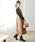 GeeRA(ジーラ)の「【WEB限定】BIGプリーツジャンスカ(ジャンパースカート)」|詳細画像