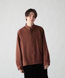 HARE(ハレ)のチェックスナップシャツ2(HARE)(シャツ/ブラウス)
