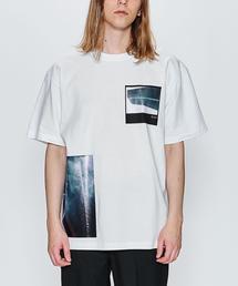 <PORTVEL> PRINT TEE/Tシャツ