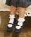 Launa lea(ラウナレア)の「〔14cm〜20cm〕ラウンドトゥバレエシューズ【キッズ】(バレエシューズ)」 ブルー系その他