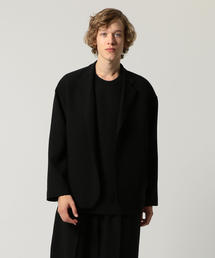 UNITED ARROWS & SONS by DAISUKE OBANA PE BUTTONLES JACKET†