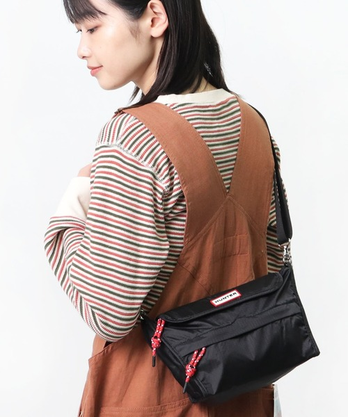 【HUNTER/ハンター】ORIGINAL PACKABLE MULTI FUNCN POUCH UBS7013KBM HUT
