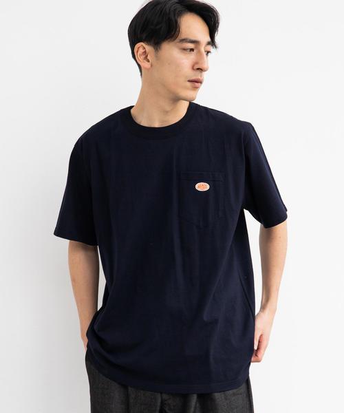 別注[アルモーリュックス]SC ARMOR LUX 1ポイント ポケットTシャツ