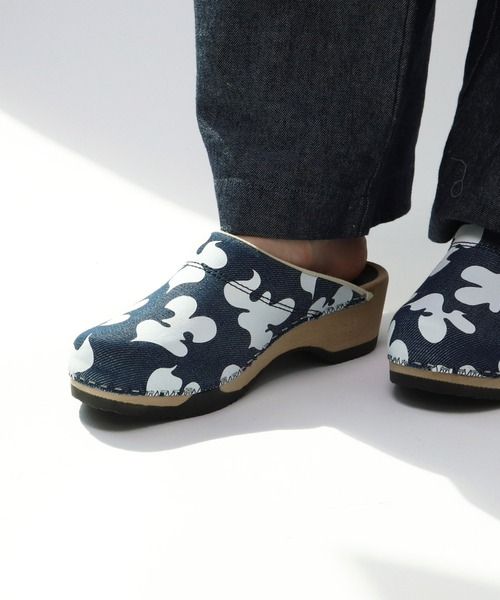 【 MAGNAFIED / マグナファイド 】Wooden Shoes 1006 DENIM