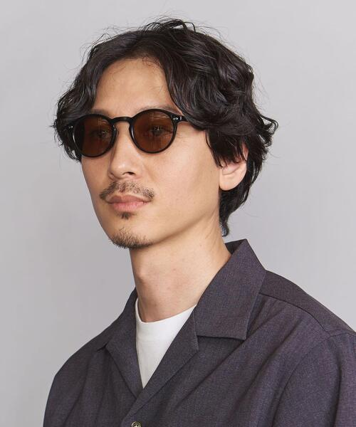 UNITED ARROWS by KANEKO OPTICAL Monica SGLS 2/アイウェア MADE IN JAPAN