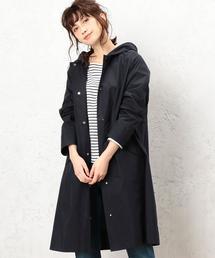 ◆KF HOOD N/CLタイプライターコート◆