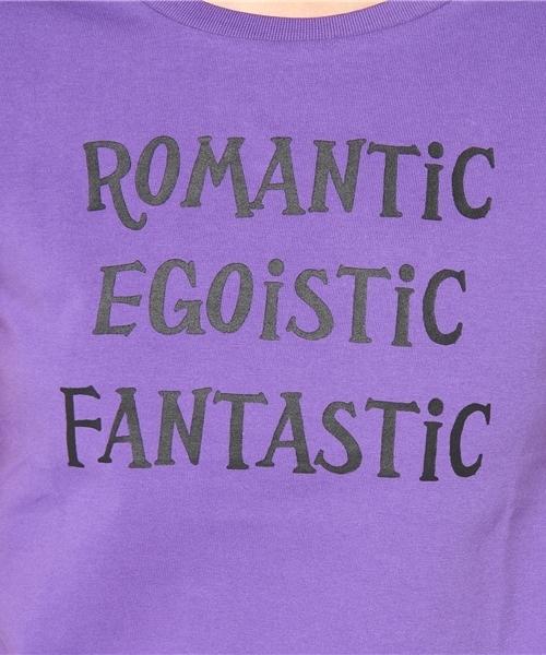 ルネブティック Tシャツ ROMANTIC ガールズ