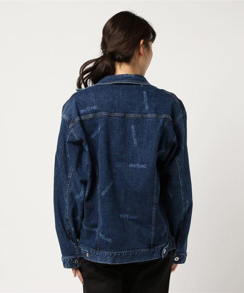 WHITELAND/ホワイトランド/Denim Jacket