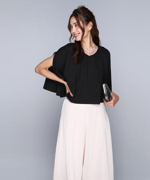 【あす楽対応】 【セール】シフォン ワイドパンツ ロング ドレス パンツ ドレス セットアップ ロング【2点セット】 フォーマル 結婚式 フォーマル パーティードレス(ドレス)|DRESS LAB(ドレスラボ)のファッション通販, カー用品のHot Road Second Shop:6f64e296 --- 5613dcaibao.eu.org