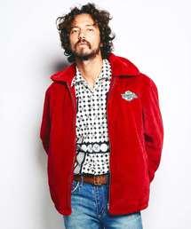 HYS DOLLAR刺繍 ファージャケット