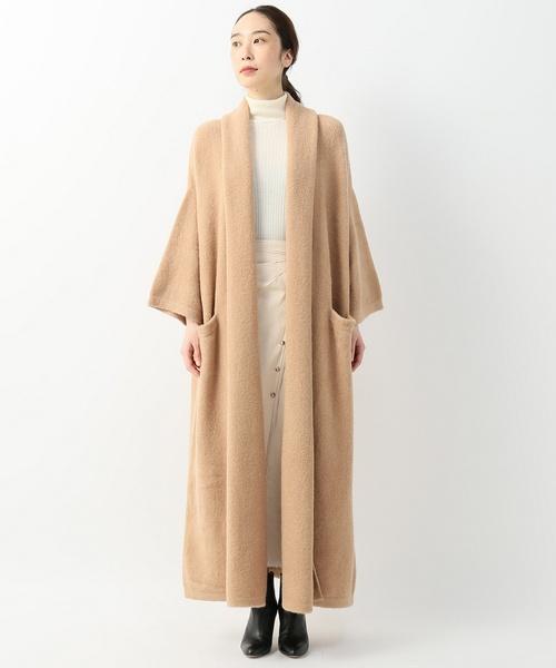 【Atelier Delphine/アトリエ デルフィーン】 Haori Extra Long コート