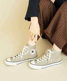 <CONVERSE(コンバース)>∴ALL STAR FOOD TEXTILE HI スニーカー