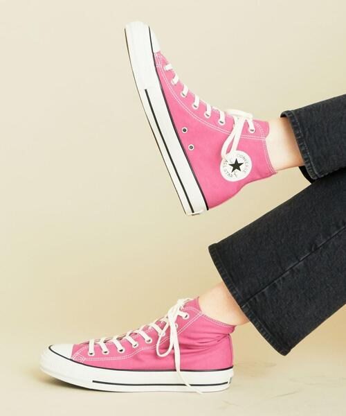【予約】<CONVERSE(コンバース)>ALL STAR FOOD TEXTILE HI スニーカー
