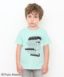 コラボレーションキッズTシャツ/赤塚不二夫(おそ松くん/六つ子シェー)(Tシャツ/カットソー)
