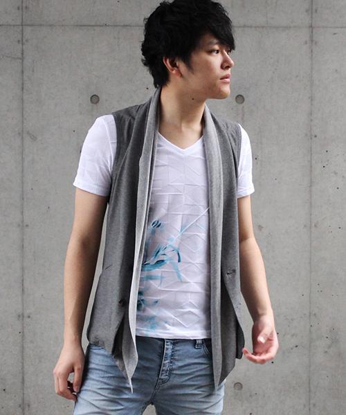 【後払い手数料無料】 【セール】TORNADO MART∴バランサーツイルストールベスト(ベスト)|TORNADO MART(トルネードマート)のファッション通販, 旭町:cea181b3 --- blog.buypower.ng