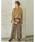 Re:EDIT(リエディ)の「レオパードorパイソン アニマル柄ストレートパンツ(パンツ)」|詳細画像