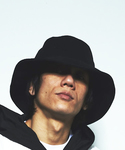GDC | WIDE BRIM HAT-B(ハット)
